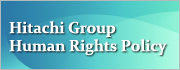 hitachi human rights policy