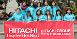 2011 Japan Earthquake -- Donation among Hitachi Group Companies in Hong Kong